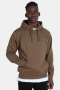 Basic Brand Hooded Sweat Army
