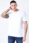 Only & Sons Millenium Life Reg SS T-shirt Pique White