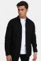 URBAN CLASSICS Flanell Shirt Black/Black