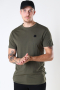 Kronstadt Timmi Organic/Recycled tee Army
