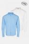 Jack & Jones JJJOE SHIRT LS 2 PACK Cashmere Blue