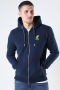 Fat Moose Brady Hood Zip Navy