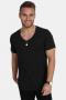 Jack & Jones Basic V-Neck T-shirt S/S Black