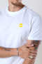 Kronstadt Timmi Organic/Recycled tee White