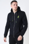 Fat Moose Brady Hood Zip Black