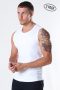 Muscle Fit Tank Top 2-Pack White
