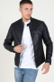 Jack & Jones Rocky Jakke Black