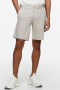 ONLY & SONS ONSMARK SHORTS MELANGE GW 8669 NOOS Chinchilla