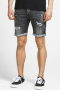 Jack & Jones JJIRICK JJFOX  SHORTS GE 540 50SPS STS Black Denim