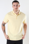 Clean Cut Copenhagen Silkeborg Stretch Polo Pastel Yellow