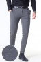 Solid Dave Barro Pants Medium Grey Mel