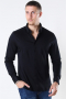 Mos Mosh Marco Jersey Skjorte Black