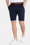 Gabba Jason Chino Pinstripe Shorts Navy