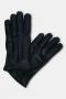 Jack & Jones Montana Læder Handsker Black