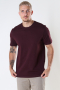 ONLY & SONS ONSANEL LIFE REG SS TEE Fudge