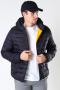 Fat Moose Shane Quilt Jacket Black