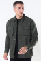 Only and sons Ilvio Heavy Twill Overshirt Deep Depths