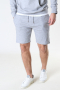 Clean Cut Copenhagen Basic Organic Shorts Light Grey Mel