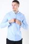 Tommy Jeans Slim Stretch Oxford Skjorte Perfume Blue