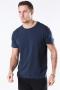 Clean Cut Miami Stretch T-shirt Navy
