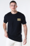 Denim project DP orlando Tee 001 Black
