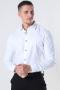 Jeff Earman Skjorte Optical White